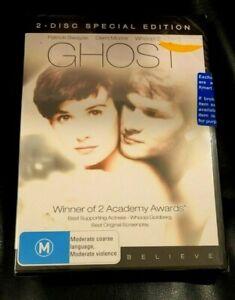 Ghost (DVD, 2007, 2-Disc Set) Brand New Sealed in Plastic Region 4