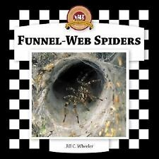 Funnel-web Spiders (Spiders Set II)-ExLibrary