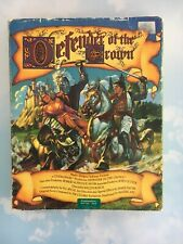 Defender of the Crown - Commodore 64 Disketten Version, C64 Game