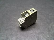 USED Square-D S29452 (OF) 1A1B Low Level Auxiliary/Alarm Switch (AE Suffix) EOK