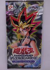 Yu Gi Oh Booster Limited Edition 3 Japanese Sealed Yami Yugi PROMO le3 2001