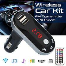 Sans fil Transmetteur FM De Voiture MP3 Lecteur de musique Mains Libres Voiture