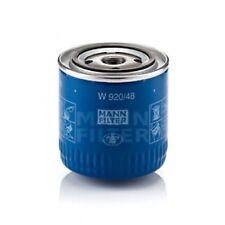 Mann-Filter Oil Filter w 920/48