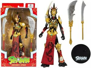 """McFarlane Toys Mandarin Spawn 7"""" Inch Action Figure - NEW - IN STOCK!"""