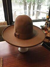 Vintage Stetson Tom Mix 10 Gallon Hat Western Pharrell Arby's Rare John Wayne
