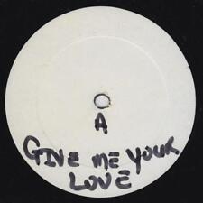 Sylvia Striplin – Give Me Your Love Rare 1980 Orig Test Pressing (LISTEN)
