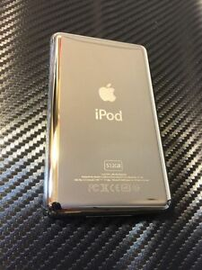 Apple iPod 512Gb 5.5 G. with Wolfson DAC chip and a 60hrs  Battery + Rockbox