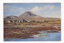 Broadford & The Red Hills Isle Of Skye 1959 Postcard 835b