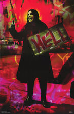 POSTER : MUSIC : OZZY OSBOURNE - HITCHHIKER  - FREE SHIPPING !   #9008 RC45 D