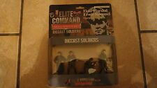 Elite Command No.34146  Field Marshal Erwin Rommel + 3 Soldiers Diecast.