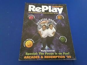 Replay Monthly May 1999