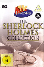 DVD The Sherlock Holmes Collection Volume 2