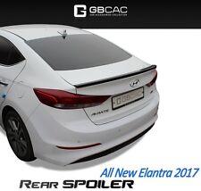 Rear Spoiler Garnish Cover G115 Multi Colors for Hyundai All New Elantra AD 2017