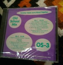 OLD SCHOOL MIX 3 MIXX IT CD CAMERON PAUL FUNKADELIC PRINCE TOM TOM CLUB GAP BAND