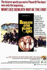 66789 Beneath the Planet of the Apes James Franciscus Wall Print Poster Ca