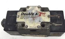 BROWN AND SHARP DOUBLE A SOLENOID QF-01-0-10F1 USED (H249)