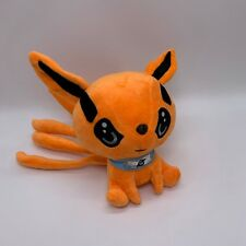 "Naruto Nine-tails Fox Uzumaki Kyuubi Kurama Plush Soft Toy Stuffed Teddy 9"""