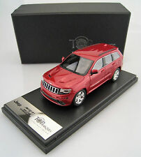 Jeep Grand Cherokee SRT8  rot  BBR Top Marques  Limitiert  1:43  NEU  OVP