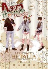 "JAPAN Hetalia Axis Powers: Artbook ""Artestella Piccolo"""