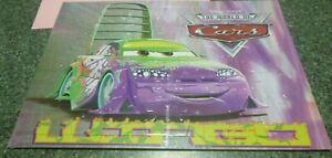 DISNEY- PIXAR - CARS  35 Piece Jigsaw Puzzle . Brand new Factory Sealed.