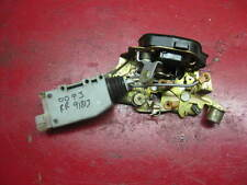 00 01 02 99 saab 9-3 passenger side right rear door latch & power lock actuator