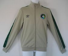 NWT~Umbro NEW YORK NY COSMOS TAPED Track Top jersey sweat shirt Jacket~Mens sz M