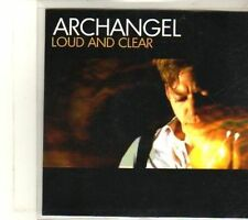 (DT78) Archangel, Loud And Clear - 2010 DJ CD