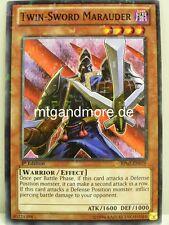 Yu-Gi-Oh - 1x Twin-Sword Marauder - Mosaic Rare - BP02 - War of the Giants