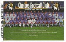 CHELSEA FC TEAM PICTURE Original Starline Poster MINI Promo Piece 3x5