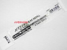 12 Refills for Uni-Ball Jetstream SXN-157 SXN-217 0.7mm Roller Ball Gel Pen, BK