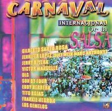 Carnaval Internacional De La Salsa by Various Artists (CD, Feb-2000, Sony Music)