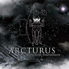Arcturus - Sideshow Symphonies (NEW CD+DVD)