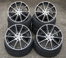 19 Zoll Motec Aventus MCT11 Felgen 5x108 Ford Focus ST RS 500 Concave GMP Neu