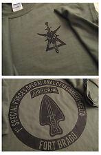 Delta Force (1st SFOD-D) Fort Bragg Silk-Screened T-Shirt Ultra Cotton XL