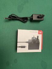 nintendo switch ac adapter (European Plug)