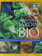 Larousse du jardin bio, Nature et progrès, jardinage biologique 9782035835734