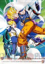 Poster A3 Dragon Ball Goku Vegeta 03
