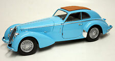 Minichamps 1/18 Alfa Romeo 8C 2900B Lungo 1936 100-120420 Blue Diecast Metal