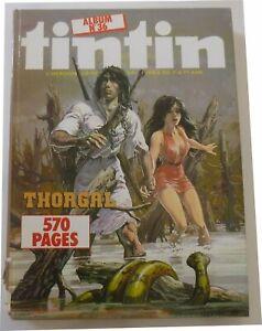 Album recueil journal hebdomadaire TINTIN n°36 Thorgal - 3ème trimestre 1982