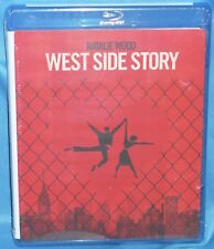 Blu-ray : West Side Story 50th Anniversary Edition Limited Edition Cover New