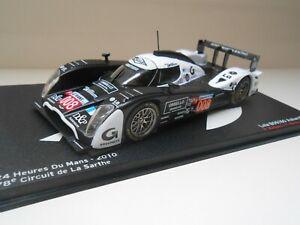 COCHE LOLA B09/60 ASTON MARTIN RAGUES 24 horas Le Mans 1:43 Ixo 1/43 model car