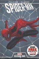 Spider-Man Season One HC (2012 Marvel)  OOP SEALED NM