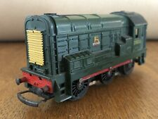 Triang R152 Diesel Shunter 0-6-0 BR Green Locomotive D3035 - OO TESTED