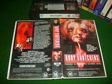 Body Snatchers (1993) - Australian Warner Home Video Vhs Classic Horror Sci/Fi!