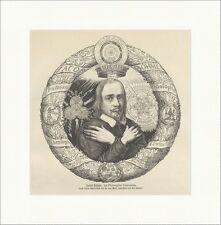 Jakob Böhme, der Philosophus Teutonicus Th. Langer R. van Werd Holzstich E 11755