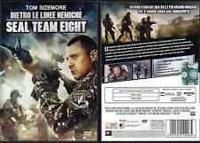 SEAL TEAM EIGHT - DIETRO LE LINEE NEMICHE - DVD (USATO EX RENTAL)