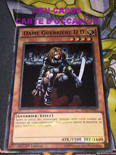 OCCASION Carte Yu Gi Oh DAME GUERRIERE D.D. DUSA-FR051