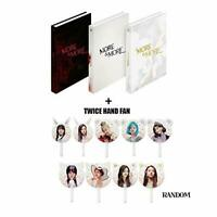 Twice More and More 9th Mini Album (Incl. Pre-Order Benefits : Poster, Photocard