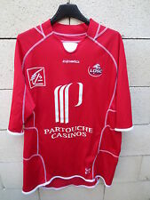 VINTAGE Maillot LILLE LOSC KIPSTA 2003 2004 Les Dogues football jersey XL rouge