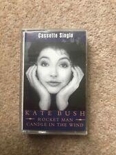 Kate Bush – Rocket Man / Candle In The Wind - cassette single